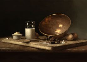 Sarah Lamb | Still Life Gallery, commission, trompe l'oeil, game, landscape oil painting, contemporary realism, alla prima, classical oil painting