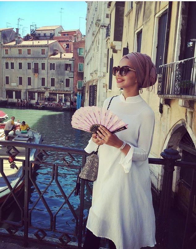 Hijab with class