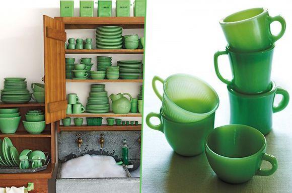 groen servies - Google zoeken