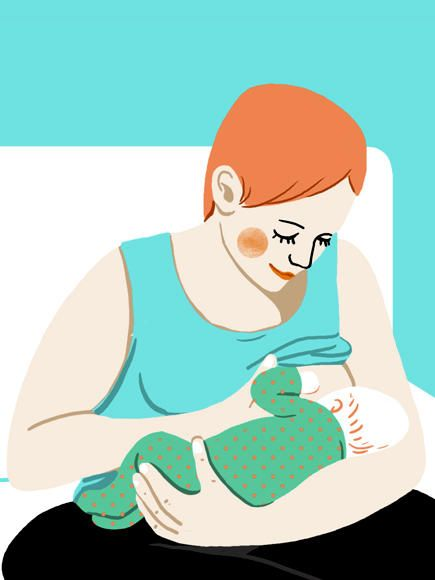Learn how to breastfeed in different positions and find the nursing position…
