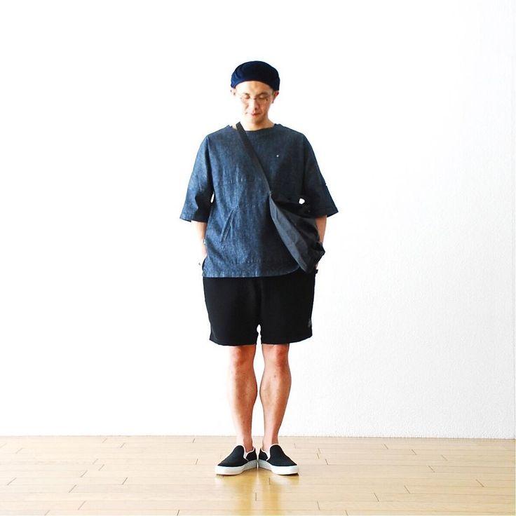 いいね!316件、コメント1件 ― @wonder_mountain_irieのInstagramアカウント: 「_ styling beret→ #EngineeredGarments ¥12,960- eye wear→ #Invisibleeyes ¥11,880- tee→ TD by itten.…」