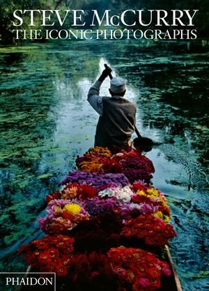 Steve McCurry – The Iconic Photographs  http://de.phaidon.com/store/photography/steve-mccurry-the-iconic-photographs-9780714865133/