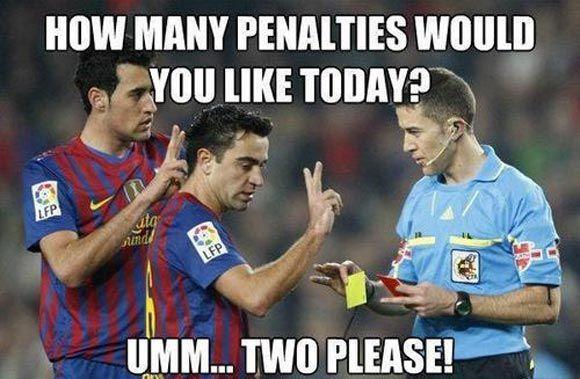 #SoccerJokes #WorldCup2014