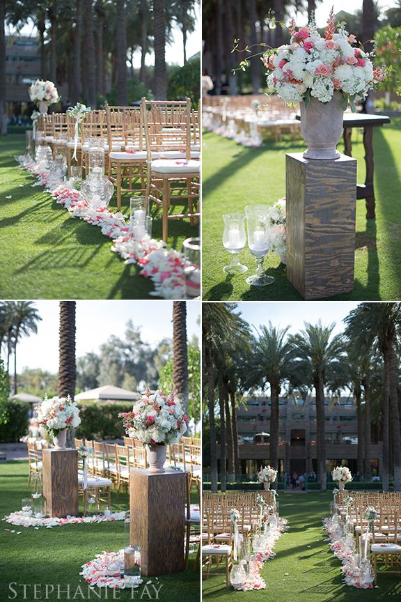 Hyatt Gainey Ranch Wedding