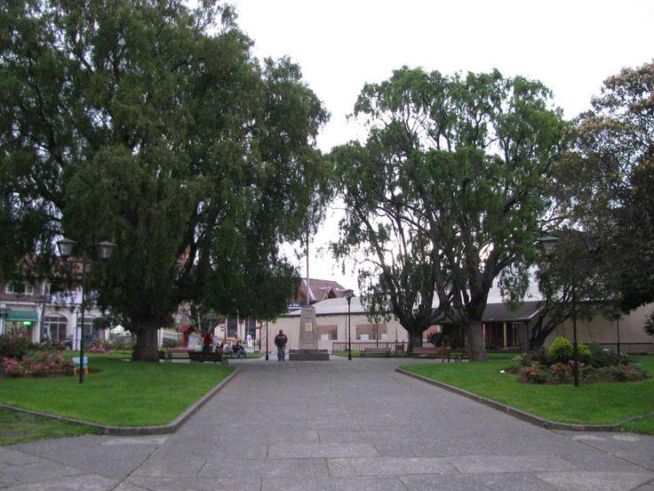 Plaza de Armas, Puerto Varas