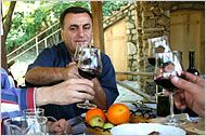 In Georgia, a Pilgrimage to the Cradle of Wine - NYTimes.com