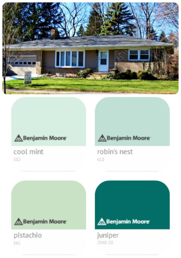 Which color should i paint my front door front door paint color options for a tan and brick - What color should i paint the exterior of my house photos ...