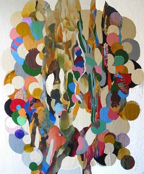 barbara bernriederPainting Chips, Barbara Kobylinska, Barbara Painting, Painting Art, Artists Inspiration, Barbara Bernried, Painting Projects, Art Painting, Mobiles Artworks