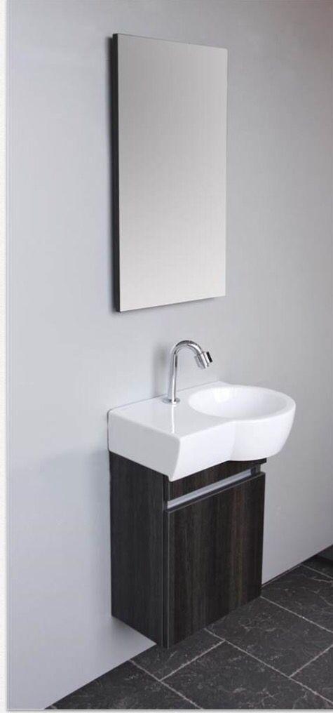 Aico toilet meubel van Thebalux bij Ennovy badkamers