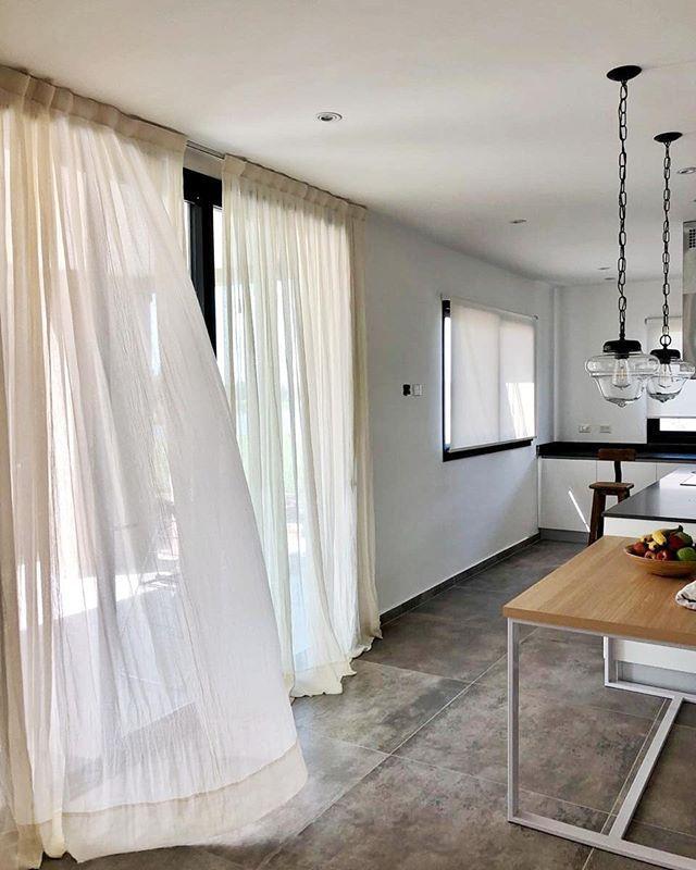 13 Como hacer cortinas de gasa