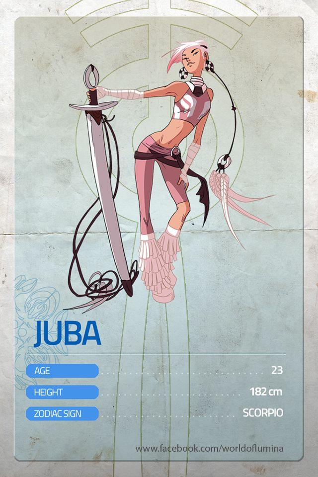 Juba. One of the bravest souls on the whole planet Lùmina. A true warrior. #MondayHero #WorldOfLumina #comics #manga #BD
