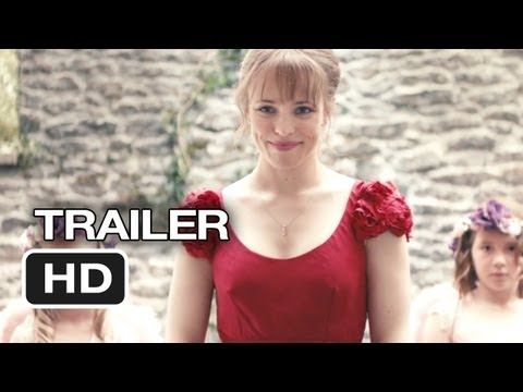 About Time Official Trailer #1 (2013) - Rachel McAdams Movie HD - YouTube