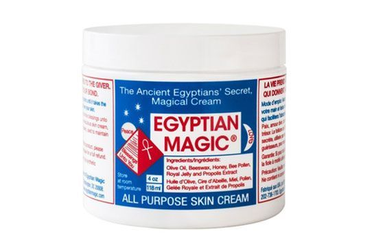 "Pretty Isn't Everything #refinery29  http://www.refinery29.com/beauty-products-bad-packaging#slide-24  Touted as the ancient Egyptians' secret magic cream, this ""As Seen On TV""-looking jar is illustrated with a pyramid and ankh displayed on the side. You would be forgiven for thinking someone found this buried with Tutankhamun's tacky aunt. It was not (as far as I know), but despite that uphill battle, it's persevered as a killer pore-clearing treatment. Also, it's infused with ancient…"