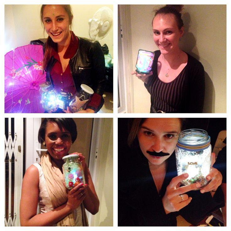 A Million Jars Social Club #10 #girlsnight #craft #diy #craftnight #club