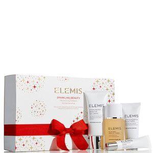 Elemis Sparkling Beauty Normal/Sensitive Gift Set (Worth £65.56) Health & Beauty   Free Shipping   Reviews   Lookfantastic