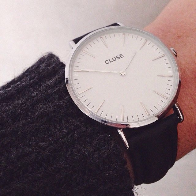 Everyday essentials @clusewatches / http://clusewatches.com/
