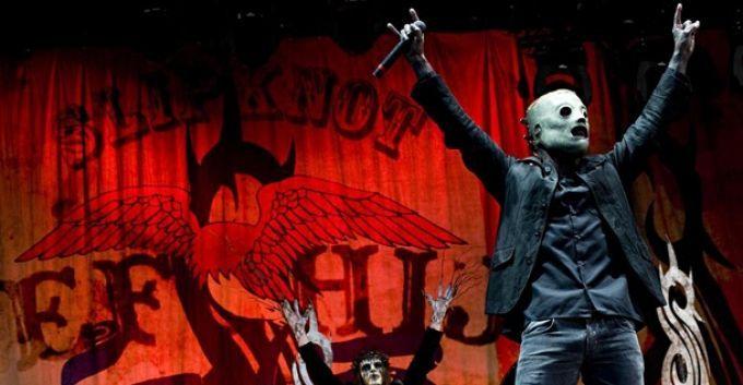 Corey Taylor confirma nuevo álbum de Slipknot para el 2014