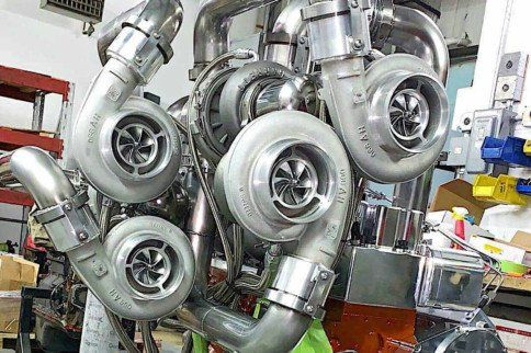 CFE Develops Monster 600-cubic-inch Small-block Engine | Ls
