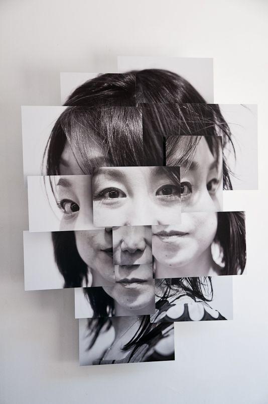 Portraits en photo-sculpture - Brno Del Zou
