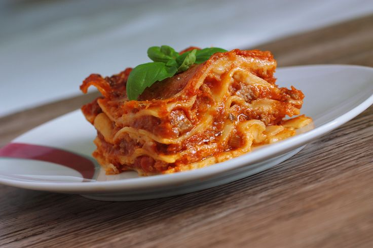 Moje Lasagne - Powered by @ultimaterecipe