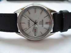 SEIKO '5' Auctomatic Day Date Quartz Men's Watch – c.1980s
