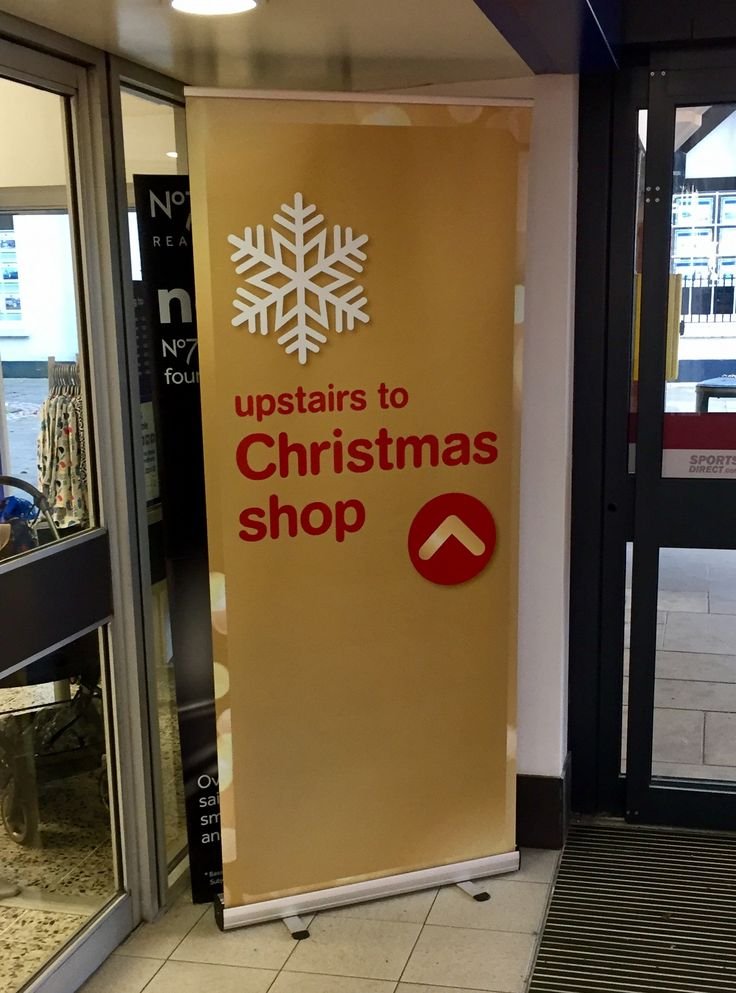 Boots retail navigational signage display #POS #POP #ShopperMarketing #Retail #Display #HealthandBeauty #PassionateAboutPOS #Christmas
