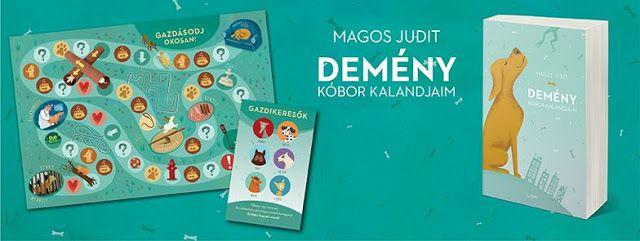Tekla Könyvei: KÖNYVBEMUTATÓ   Magos Judit – Demény: Kóbor kaland...