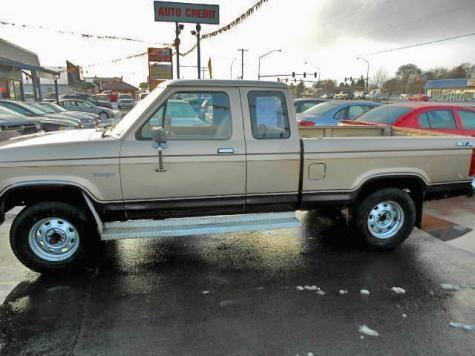 Cheap Pickup Truck: 1986 Ford Ranger SuperCab in Washington, WA — $1195