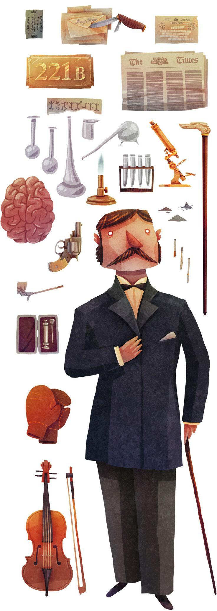 The Tools of a Consultant Detective - David Fernández Huerta