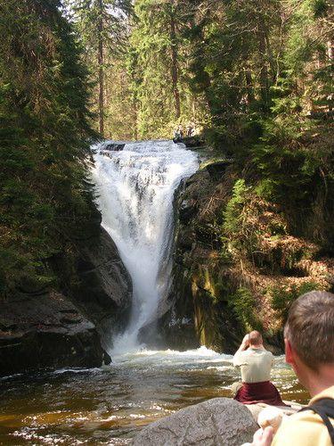 Wodospad Szklarski Szklarska Poręba