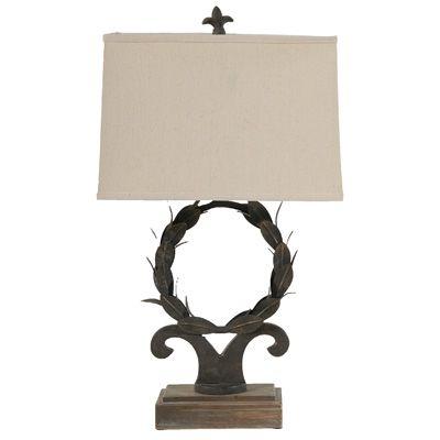 Percival Crown Lamp (66cm).