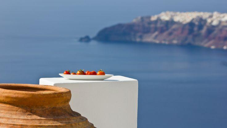 AFROESSA Charming Hotel #Santorini #Cyclades #Greece #GuestInn