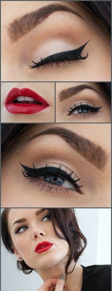 Adorable makeup♥