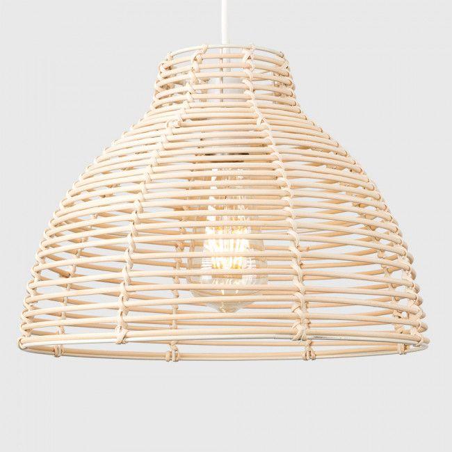 Lobster Pot Basket Pendant Shade In Cream Ceiling Light Shades Pendant Light Shades Pendant Lamp Shade