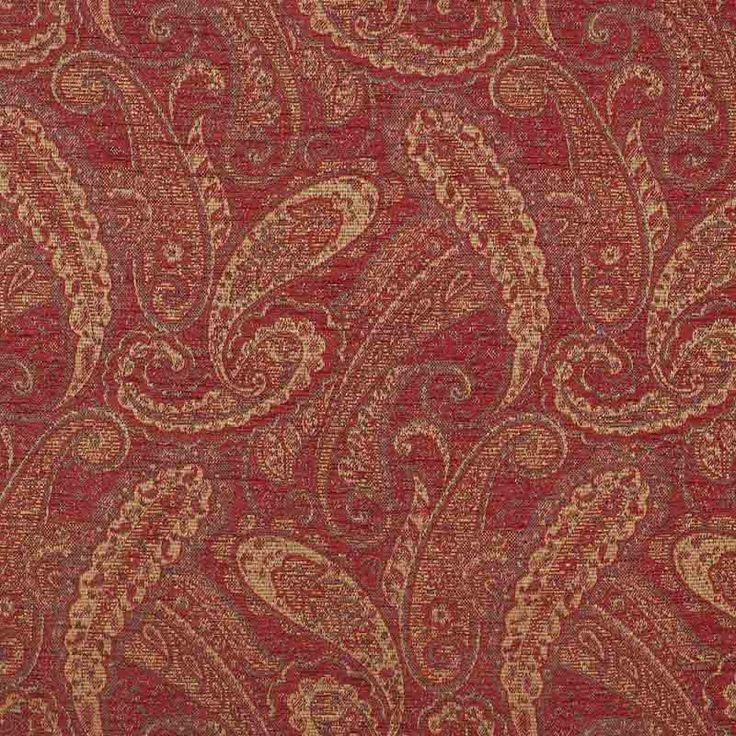Warwick Fabrics : ISFAHAN, Colour VINTAGE