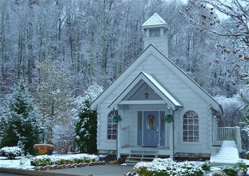 Sugar Hollow Wedding Chapel With Mountain View Where Your Sweetest Dream