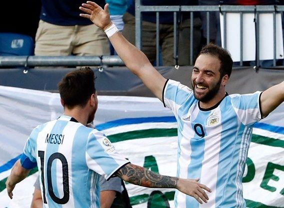 Last Updated: 19th June, 2016Argentina have defeated Venezuela national football team in the third quarter-final of Copa America Centenario on Saturday to through semis. Argentina skipper Lionel Messi led the side towards big win of 4-1 over Venezuela in a crucial knockout game. With this victory, Argentina are set to take on United States in ...
