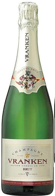 Champagne Vranken 1ercru