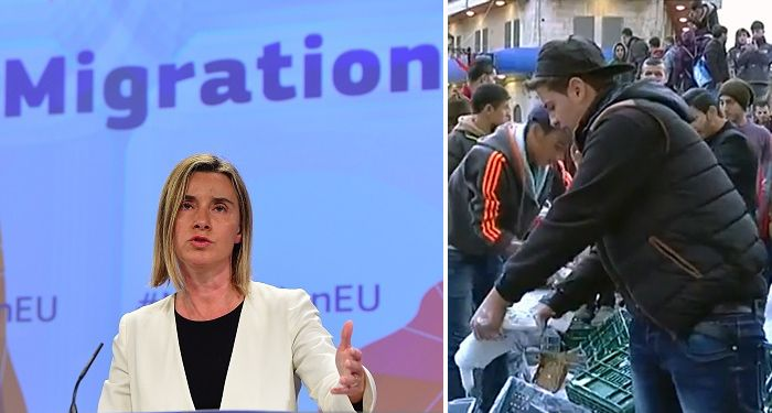 """September 28, 2015      Migration Crisis: """"Islam Will Conquer Europe Without Firing a Shot"""""""