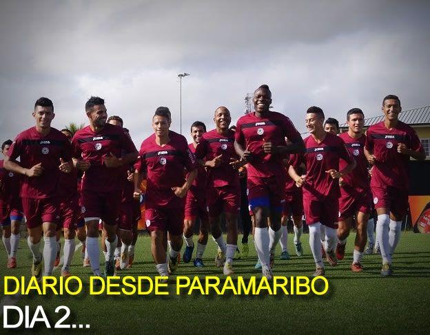 Diario Desde Paramaribo D�a 2