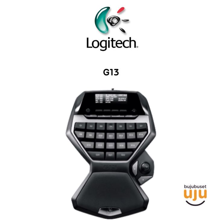 Logitech G13 Gaming keyboard  IDR 910.000