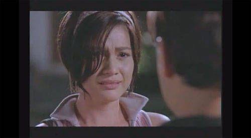 """""""Sana kaya kong sabihin na masaya ako para sa iyo, sa inyo... Alam ko 'di dapat ako masaktan, pero ang sakit-sakit.""""  —Bea Alonzo in One More Chance (2007)"""