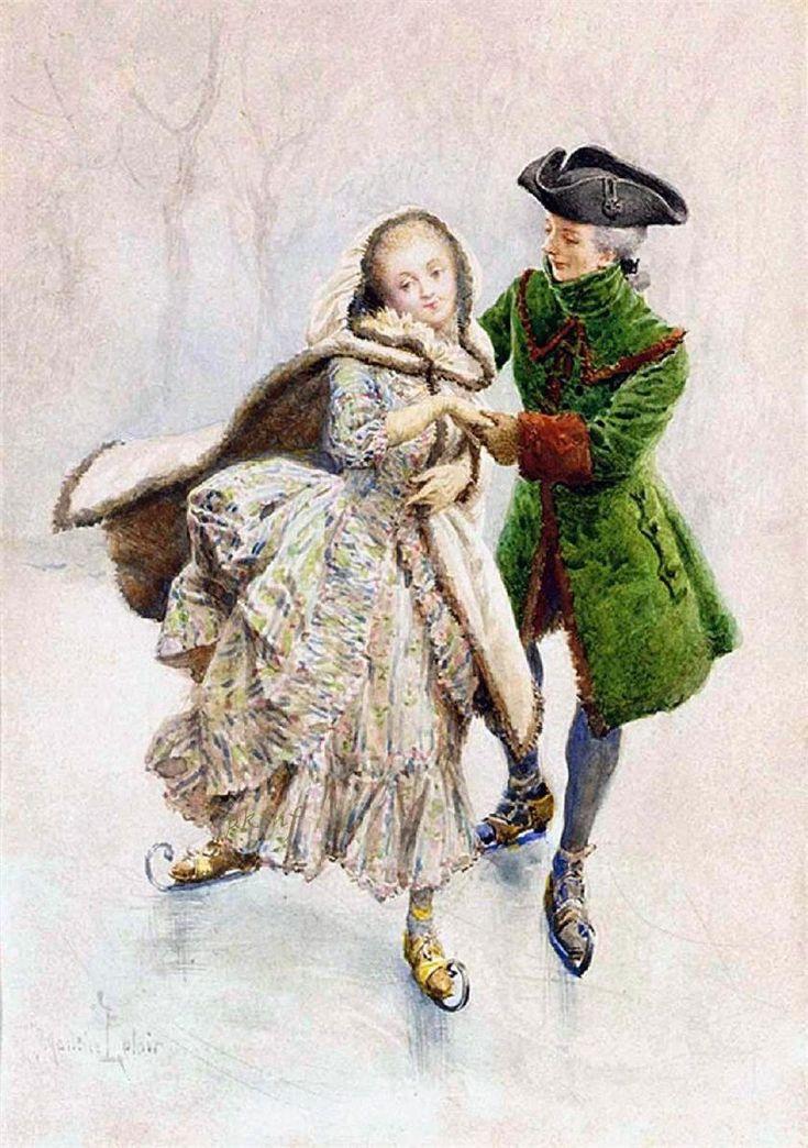 Живопись на открытках 19 века, смыслом жизни