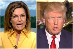 Wrath of the Fox News crazies: How Donald Trump & Sarah Palin are earning Olympic gold medals for xenophobic insanity