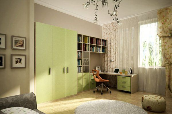 15 Bedroom Wardrobe Cabinets of Different Colors