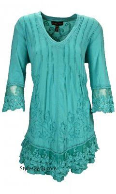 Gretty Zueger Clothing Miriam PLUS SIZE In Emerald