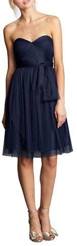 Jenny Yoo Wren Convertible Tulle Dress