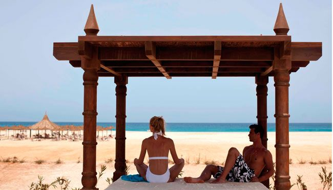 Pure relaxation at Hotel Riu Touareg. Located in Boa Vista, Cabo Verde, the Hotel Riu Touareg (All Inclusive 24h) offers a complete service to make your stay in this 5 star hotel to an unforgettable experience. Hotel Riu Touareg – Hotel in Boa Vista – Hotel in Cape Verde - RIU Hotels & Resorts