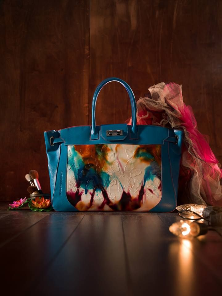 Colombia leather bag - mario hernandez luxury