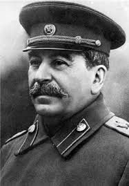 I thought this was a good pic of Stalin's mustache.  I also wanted to use the collar as inspiration.
